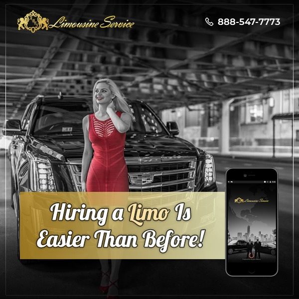 Hiring a Limo Is Easier Than Before!